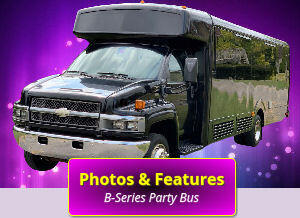 B-Series Party Bus
