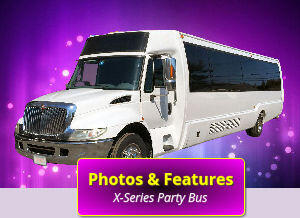 X-Series Party Bus